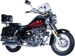 Запчасти для мотоцикла Irbis GARPIA (Ирбис Гарпия) фото