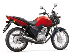 Запчасти для мотоцикла Honda CG125, CG 150, CG200 (Хонда) фото