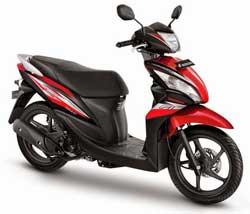 Запчасти для скутера Honda Spacy / Elite фото