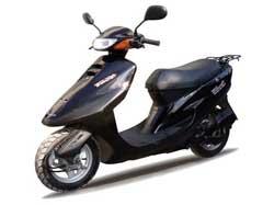 Запчасти для скутера Honda Tact фото
