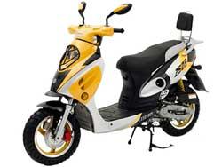 Запчасти для скутера Irbis Z50R фото