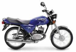запчасти для мотоцикла Suzuki AX100 фото