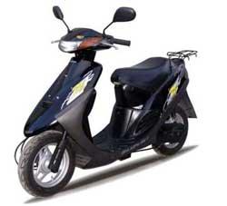 Запчасти для скутера Suzuki Sepia фото