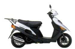 Запчасти для скутера Suzuki Vecstar фото