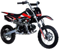 Запчасти для мотоцикла Irbis TTR 110 (Ирбис) фото