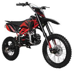 Запчасти для кроссового мотоцикла Ирбис ТТР125 фото