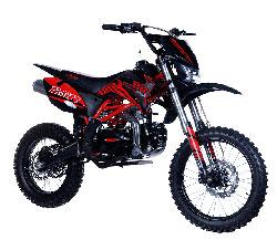 Комплектующие и запчасти для мотоцикла Irbis TTR 125 R фото