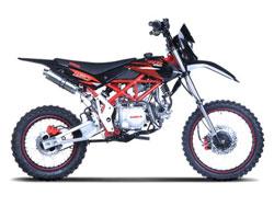 Запчасти для мотоцикла Ирбис ТТР 150 (Irbis TTR150) фото