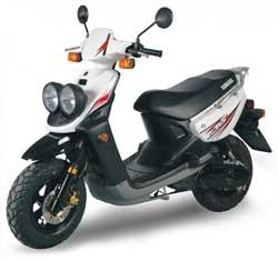 Запчасти для скутреа Yamaha BWS фото