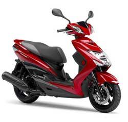 Запчасти для скутера Yamaha CYGNUS фото