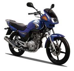 Запчасти для мотоцикла Yamaha YBR 125 / YB 100 фото